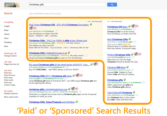 Edinburgh PPC Specialist - Local Search Engine Advertising in ...